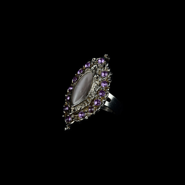 Wiccan Online Shop - WOS Ring - Violet