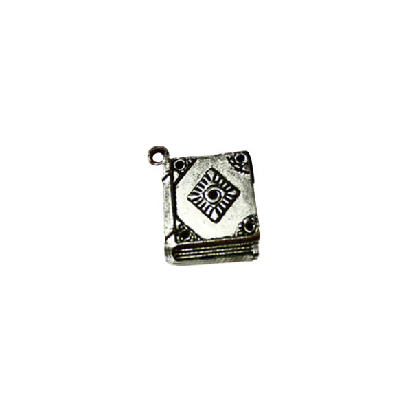 Wiccan Online Shop - Book of Shadows Pendant