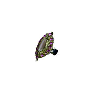 WOS Ring - Violet - Wiccan Online Shop
