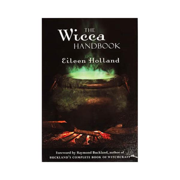 Wicca Handbook Eileen Holland Wiccan Online Shop