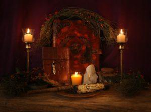 Wiccan Altar - Wiccan Online Shop