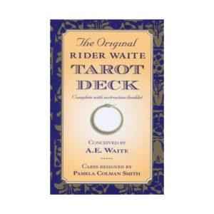 The Original Rider Waite Tarot Deck - Wiccan Online Shop