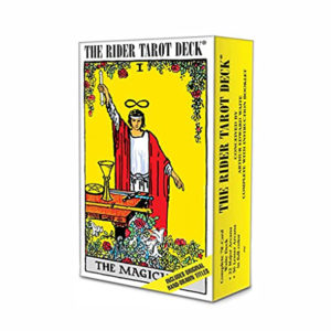The Rider Waite Tarot Deck - Wiccan Online Shop