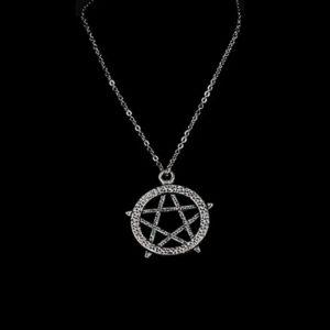 Pentacle Necklace - Wiccan Online Shop