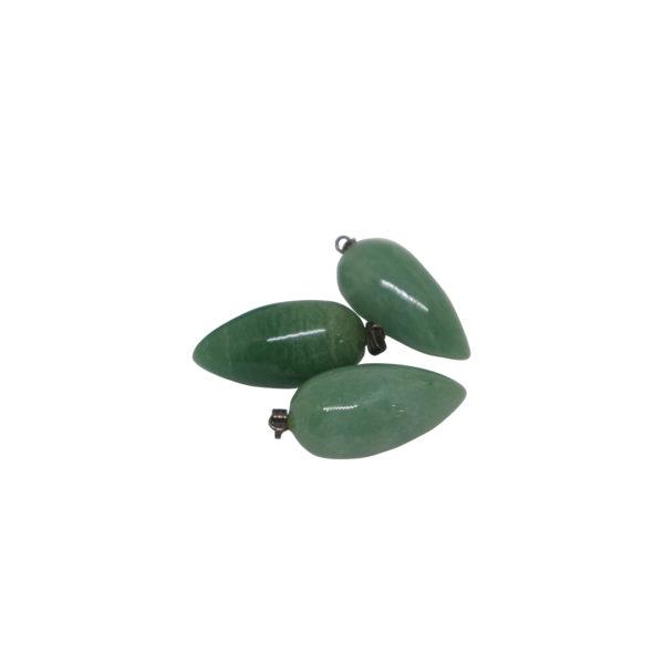 Green Pendulum Pendant - Wiccan Online Shop