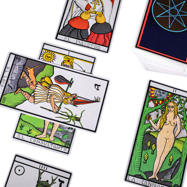 El Gran Tarot Esoterico - Wiccan Online Shop