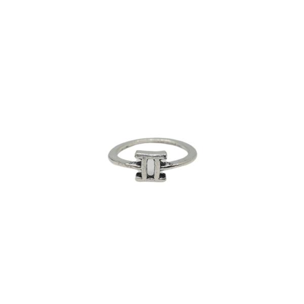Gemini Zodiac Ring - Wiccan Online Shop
