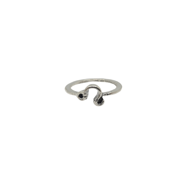 Leo Zodiac Sign Ring - Wiccan Online Shop