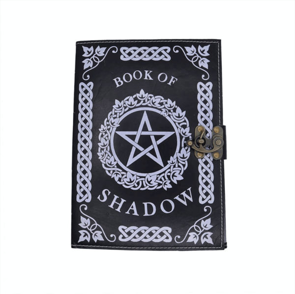 Book of Shadows - Black - Wiccan Online Shop