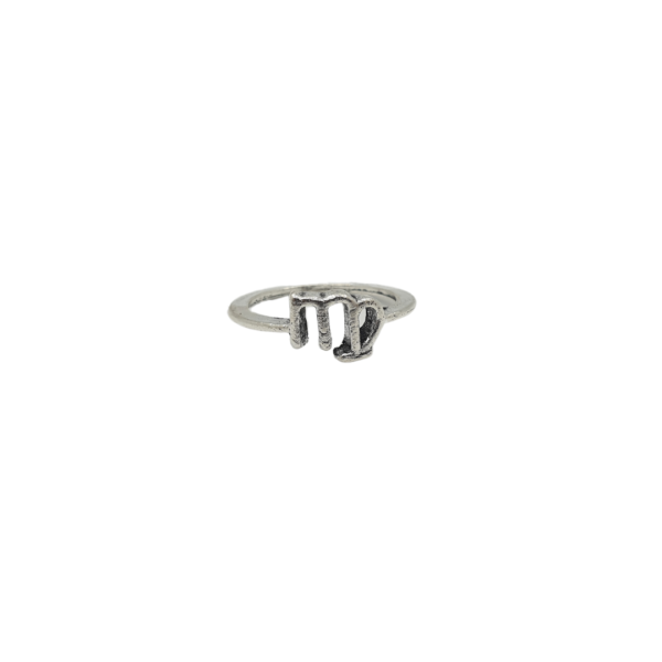 Virgo Zodiac Ring - Wiccan Online Shop