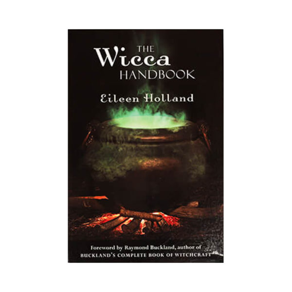 The Wicca Handbook by Eileen Holland - Wiccan Online Shop