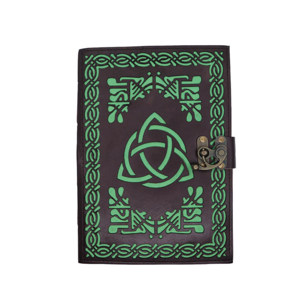Emerald Book of Shadows - Wiccan Online Shop
