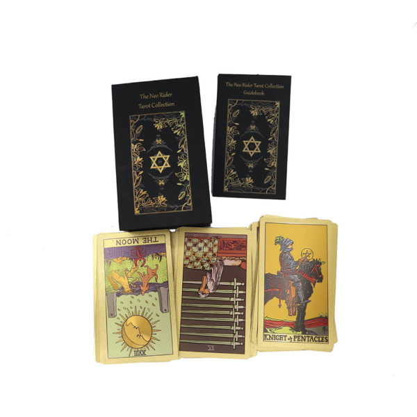 The Shadow Deck Neo Rider Tarot Collection - Wiccan Online Shop