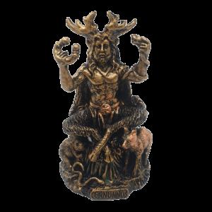 Horned God Statue 1 - Wiccan Online Shop