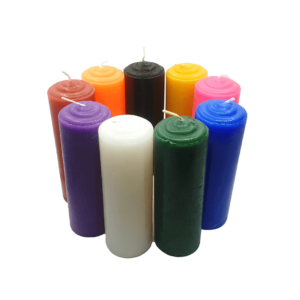 Assorted Altar Pillar Candle - Wiccan Online Shop