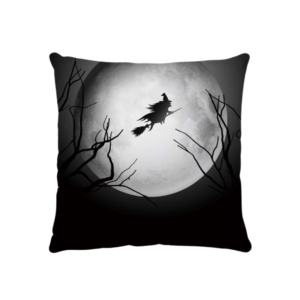 Witch Pillow Cover -Wiccan Online Shop